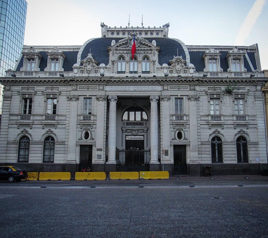 Edificio Correo Central