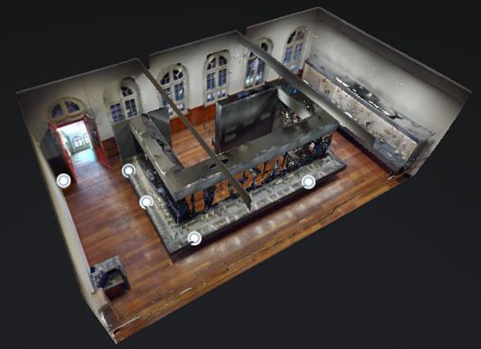 Galeria de arte en 3D