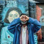 Street Art en Santiago. Una galería abierta al mundo