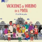 VACACIONES DE INVIERNO 2019 EN EL MNBA