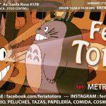 Feria Totoro especial mes del niño