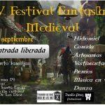 IV Festival Fantasía Medieval