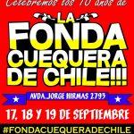 10° Fonda Cuequera de Chile - Invita Club Matadero