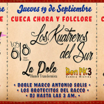 Fiesta de la Chilenidad, Las Vizcachas 2019