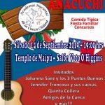 9a Fonda Aniversario Anacuchi