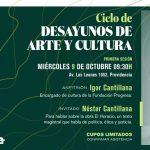 Ciclo de Desayunos de Arte y Cultura