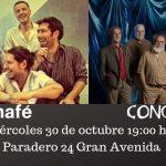 Festival Stgo es de Todos: Juanafé y Congreso