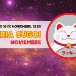 Feria Sugoi Noviembre