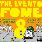 The Evento Fome 8: Feria de cómics e ilustración