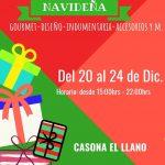 Feria Navideña El Llano