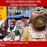 Tus Fotos al Viento especial Baile de Máscaras en Concha y Toro