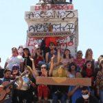 Concierto ciudadano en solidaridad con Gustavo Gatica