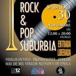 1ra FERIA Vinilos ROCK y POP