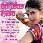 Muestra de danzas de la India