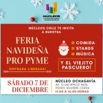 Feria Navideña Pro Pyme en Pedro Aguirre Cerda