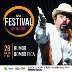Festival de Verano de Ñuñoa: Bombo Fica