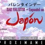San Valetin Especial en Japon