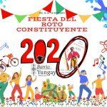 Fiesta del Roto Constituyente 2020