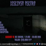 Tour Nocturno: Descenso