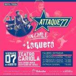 Attaque 77 / Loquero