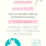 Festival consumo consciente y belleza sin crueldad