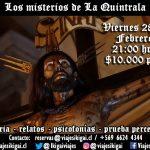Ghosttour, Los Misterios de La Quintrala