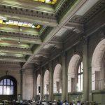 Recorrido virtual por la Biblioteca Nacional