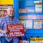 Letreros chilenos Zenen