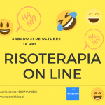 Risoterapia on line