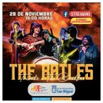 TRIBUTO A THE BEATLES EN SAN MIGUEL