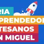 Feria de Emprendedores y Artesanos en Plaza Cívica