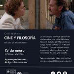 Charla Cine y Filosofía