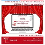 Xll festival de teatro infantil y familiar