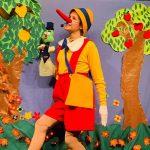 Las Aventuras de Pinocho – Ciclo de Títeres para la Familia