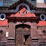 Museo de Santiago Casa Colorada